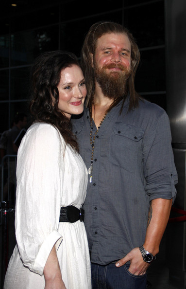 Ryan Hurst Photos Photos - Maggie Siff at the Premiere of ...