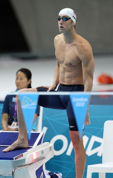 Michael Phelps - The Most Impressive Olympic Abs - Zimbio