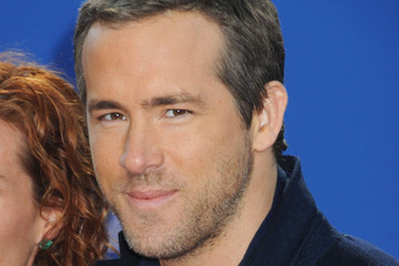 Ryan Reynolds 'The Croods' Premieres in NYC