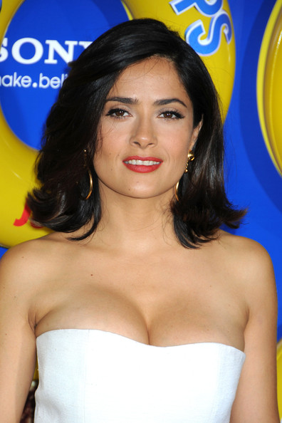 salma hayek grown ups bikini. salma hayek grown ups black