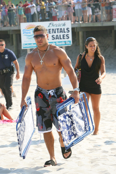 Sammi Giancola Ronnie Ortiz Magro and Sammi Sweetheart Giancola head to