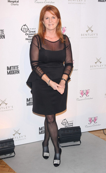 sarah ferguson photos