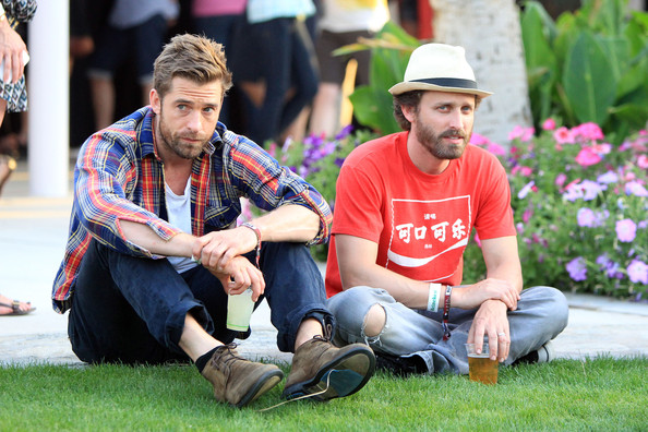 Photo of Scott Speedman & his friend