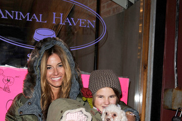 Sea Louise Bensimon Kelly Killoren Bensimon at the Animal Haven in SoHo