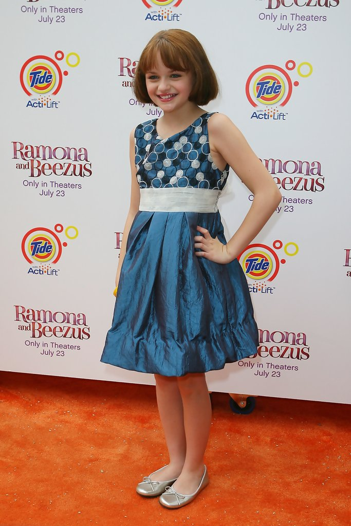 "Joey King Pictures - Premiere of ""Ramona and Beezus"" at Madison ..."