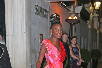 Shingai Shoniwa Helping Hands Fundraising Dinner in London 2