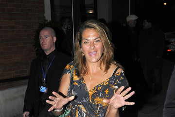 Tracey Emin Celebs Leave the 'Linda McCartney - A Life in Photographs'
