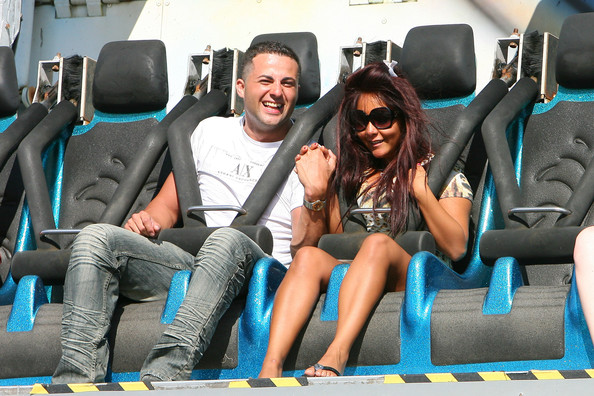 Snooki on shes dating him