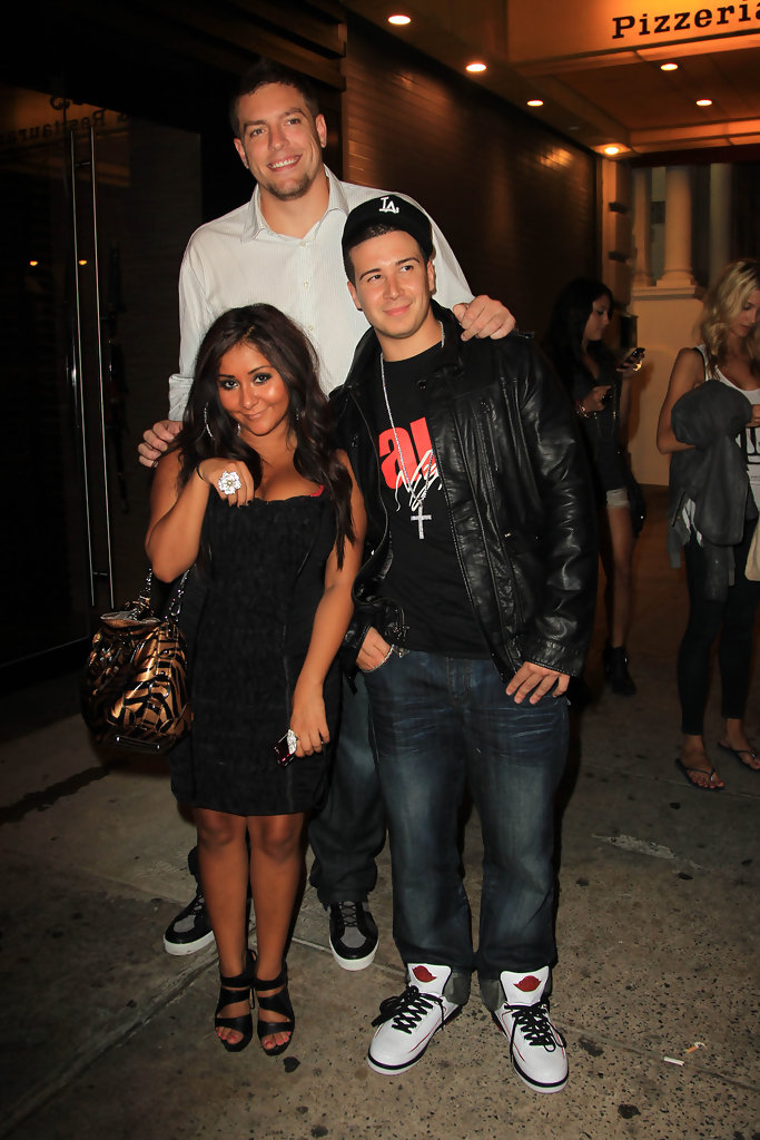 Nicole Polizzi in Snooki and Vinny at Primeko Restaurant 1