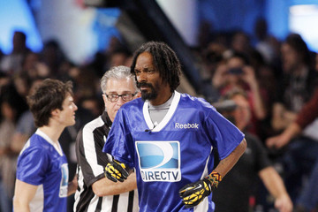 Snoop Dogg Snoop Lion Neil Patrick Harris seen attending the 7th Annual Direct TV Celebrity Beach Bowl in New Orleans, Louisiana