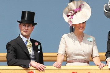 Sophie Countess of Wessex Day Two at the Royal Ascot Racecourse