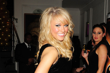 Sophie Reade Celebs at the Launch of the Playboy Energy Drink