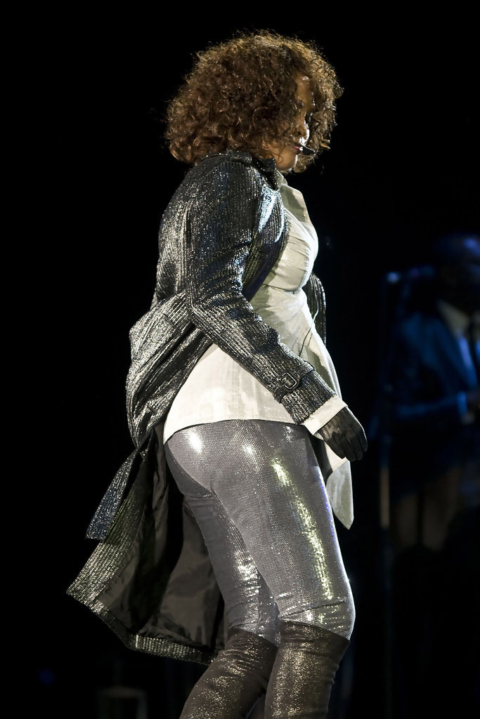Whitney Houston Photos... Alicia Keys
