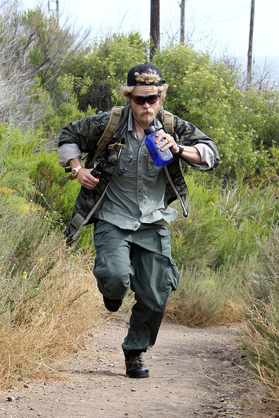 Spencer Pratt Hikes in Malibu Malibu. In This Photo: Spencer Pratt