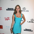 Jessica Perez Sports Illustrated Swimsuit Models in Vegas