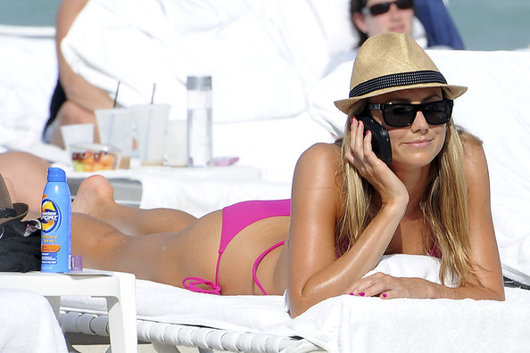 stacy keibler is dating