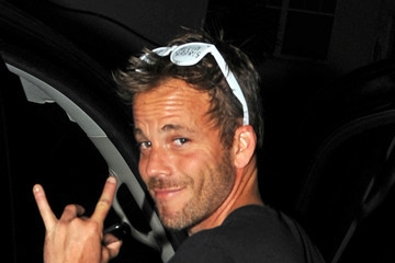 Stephen Dorff Stephen Dorff is all smiles as he heads out of Story nightclub in Miami, after celebrating the start of the new year