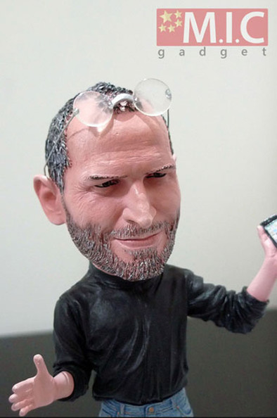 2011 Steve Jobs Action Figure.