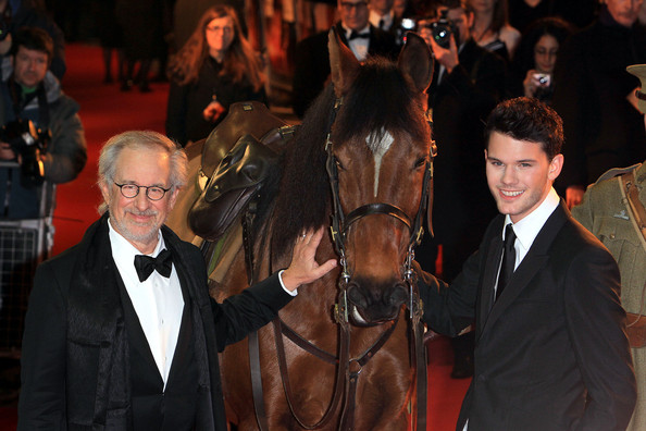 "Benedict Cumberbatch at the ""War Horse"" Premiere in London"