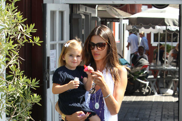 Allesandra Ambrosio Alessandra Ambrosio Out and About in LA