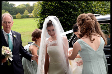 Suzanne Ashman Tony Blair's Son Gets Married