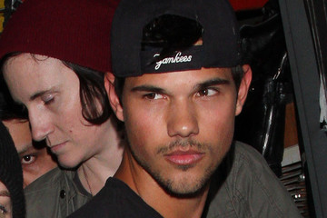 Taylor Lautner Kristen Stewart and Taylor Lautner Hang Out in LA 2