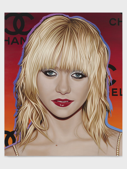 Taylor Momsen Portraits of Top Ten Celebrities Appear In One Of The