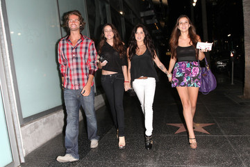 Tess Taylor Alexis Neiers and Tess Taylor at Katsuya