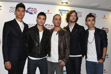 The Wanted Arrivals at Capital FM's Summertime Ball — Part 2
