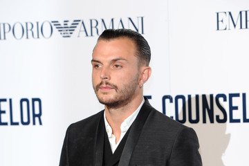 Theo Hutchcraft 'The Counselor' Screening in London