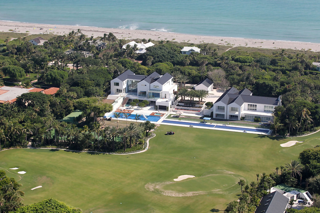 Tiger woods 39 florida mansion zimbio Images of tiger woods house