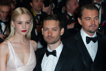 Tobey Maguire Arrivals at the Cannes Opening Ceremony — Part 3