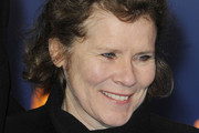 Imelda Staunton attends the premiere of 'Life Of Pi' held at the Empire Cinema, Leicester Square in London, England.