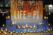 The UK premiere of 'Life Of Pi' held at the Empire Cinema, Leicester Square in London, England.