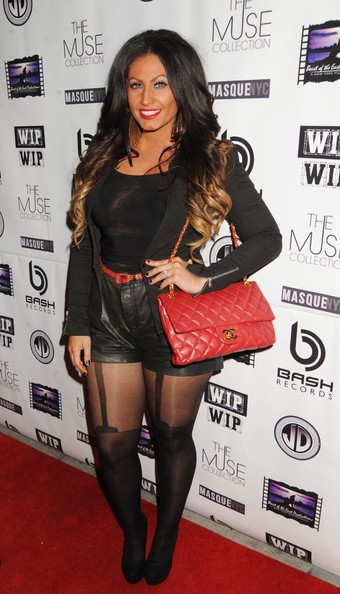 Clothing Designer For Mob Wives Drita quot Mob Wives quot star Drita