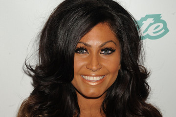 Tracy Dimarco Laurena Fox and Tracy DiMarco seen attending the 'Glam Fairy' Season 2 Premiere Party held at the Teak On The Hudson, New Jersey
