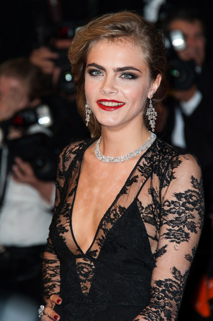 Cara Delevingne Photos Photos Arrivals At The Cannes