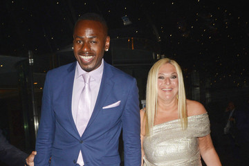 Vanessa Feltz Celebs Spotted Leaving their London Hotel