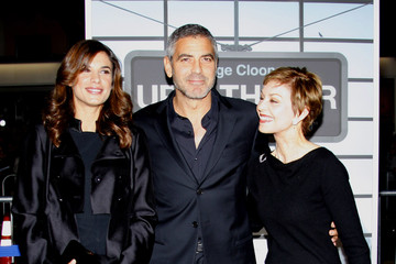 "George Clooney The Premiere of ""Up In The Air"""