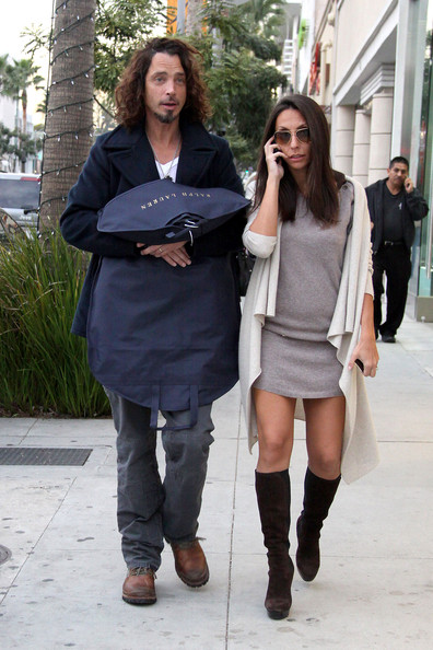 Pics Photos - Chris Cornell And Wife Vicky