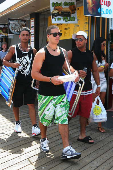 jersey shore cast vinny. The #39;Jersey Shore#39; Cast in