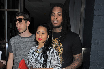 Waka Flocka Arrivals at the Warner Music and Esquire Summer Party