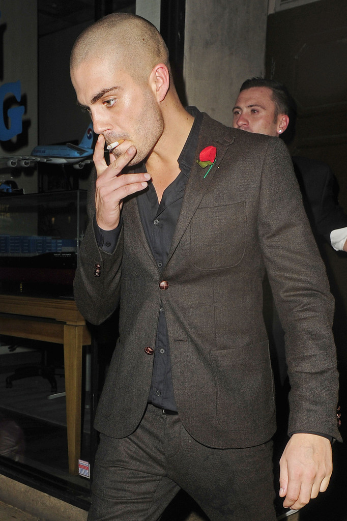 The Wanted, Max George...