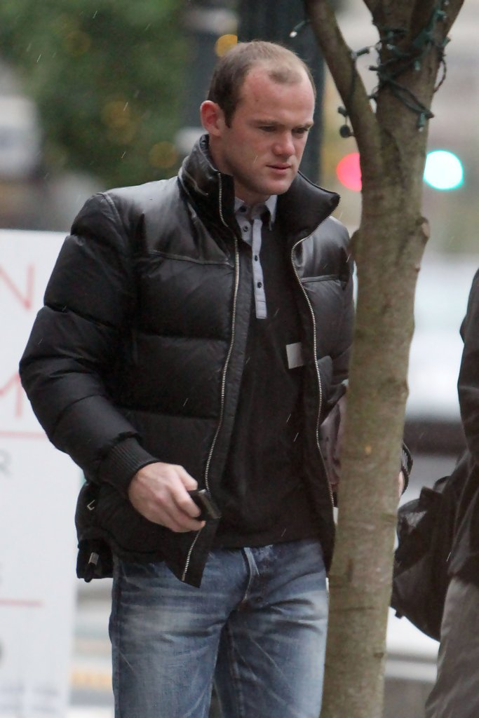 Wayne Rooney Zimbio Wayne Rooney heads off soggy morning another XG KU fQ tVx jpg