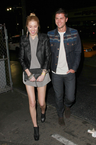 whitney port and ben nemtin. Whitney Port and Ben Nemtin at