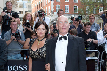 Wilko Johnson Celebs at the GQ Men of the Year Awards
