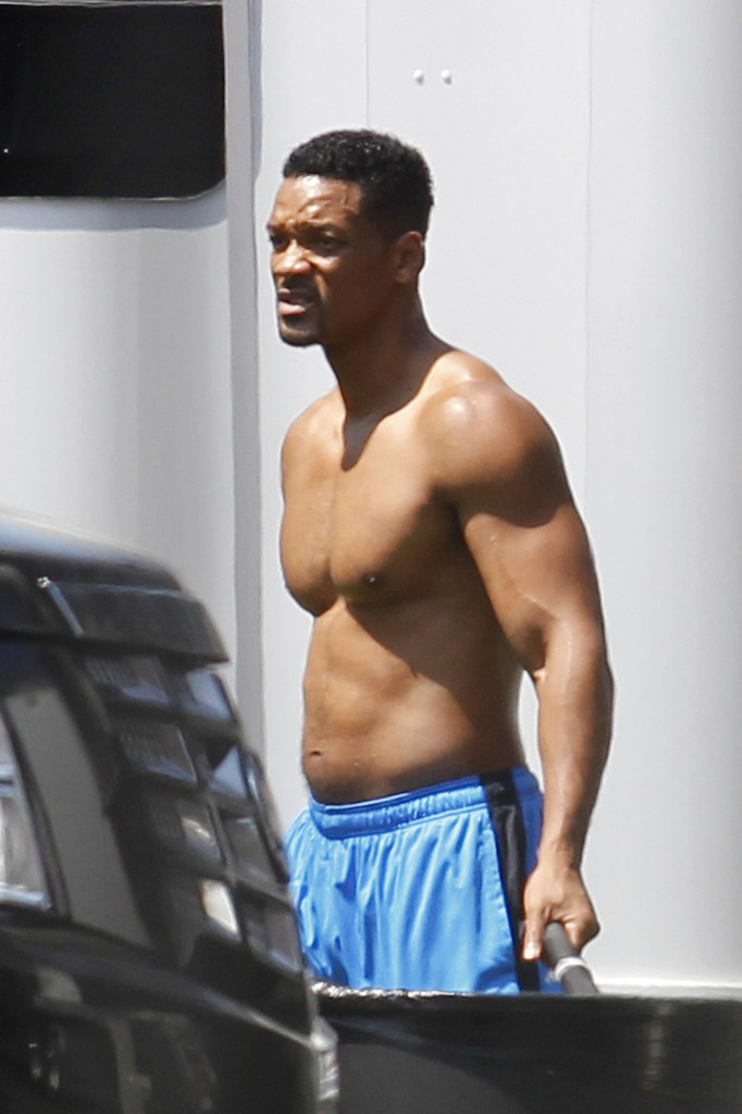Will Smith - Will Smith Photos - Will Smith Goes Shirtless