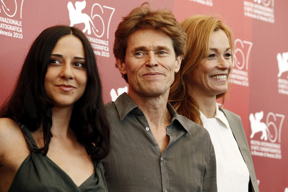 """Willem Dafoe at the """"A Woman"""" Photocall at the 2010 Venice Film Festival"""