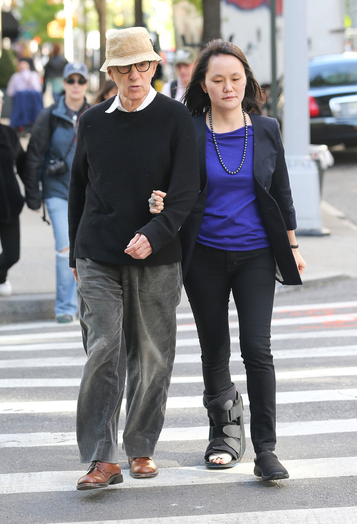 Woody Allen talks paternal start to relationship with wife Soon-Yi Previn - TODAY.com