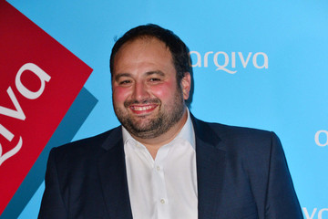 Wynne Evans Arrivals at the Arquiva Commerical Radio Awards